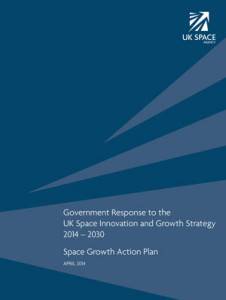 Government Response - Space Growth Action Plan