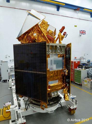 Sentinel-5 Precursor satellite