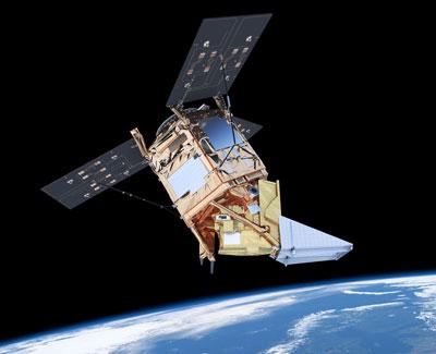 Sentinel-5 Precursor in orbit