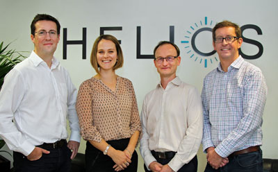 Director appointments at Helios