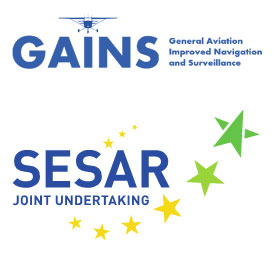 GAINS-SESAR-logos