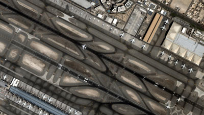 Earth-i video still of Dubai airport