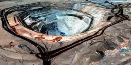 Centinela mine (Copyright Earth-i