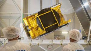 ASTRA 5B satellite