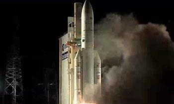 62nd Ariane 5 launch