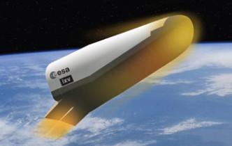 ESA's IXV space taxi