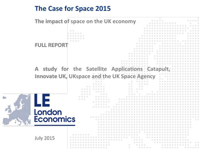 Download the Case for Space 2015 Report