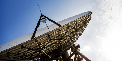 Goonhilly antenna