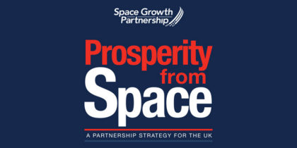 Prosperity from Space strategy document