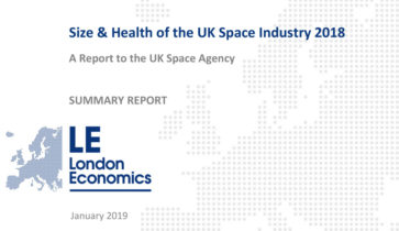Size & Health of the UK Space Industry 2018