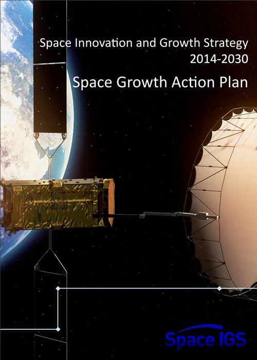 Space IGS Report – Space Growth Action Plan 2014 2030