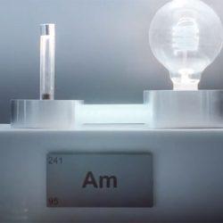 NNL americium electricity