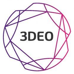 3DEO logo