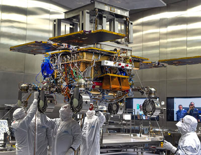 ExoMars rover leaves UK for testing ahead of launch