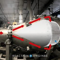 Reaction Engines Precooler Mach 5 Test Process