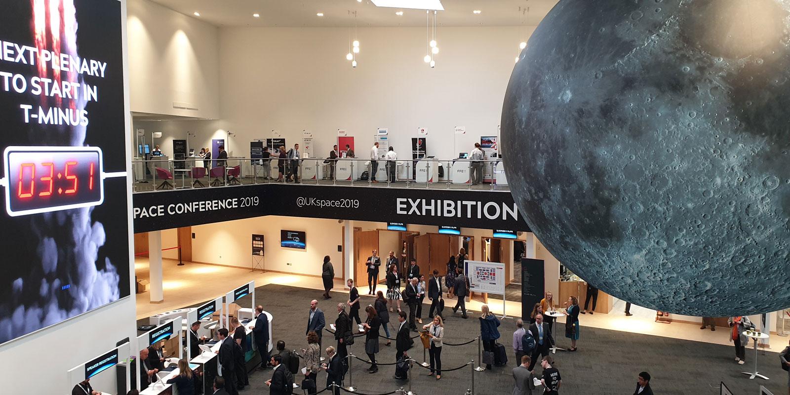 UK Space Conf 2019 venue