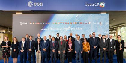 ESA Ministerial 2019