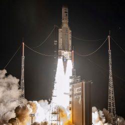 Inmarsat GX5 launch