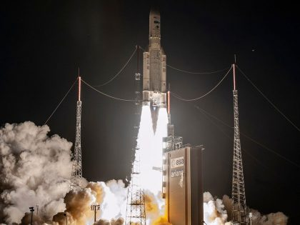 Inmarsat GX5 launch