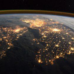 United Kingdom image (ESA / NASA)