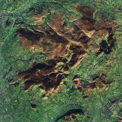 Northwest England taken by Sentinel-2a (copyright ESA)