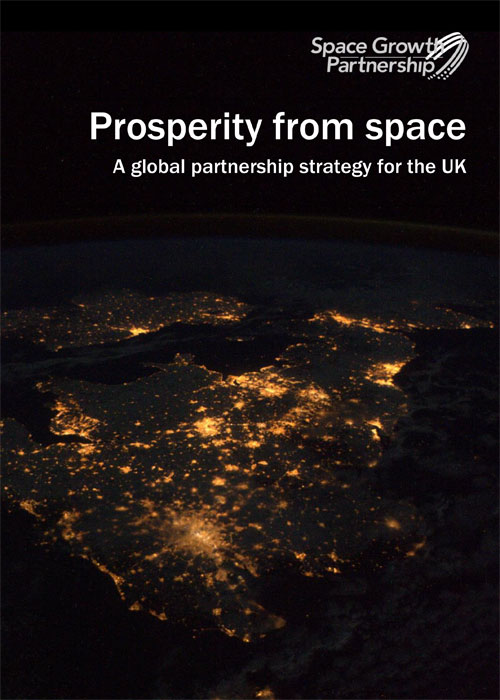 Prosperity from Space report