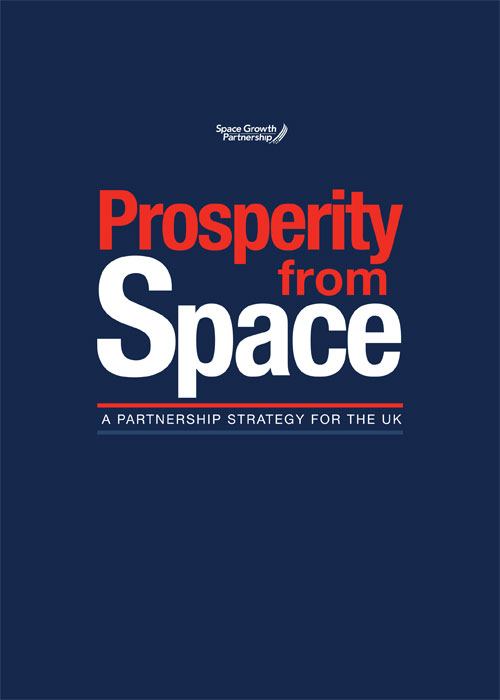 Prosperity from Space strategy May2018