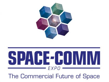 Space Comm logo