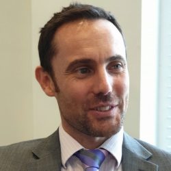 Mark Hewer, CEO, Telespazio UK