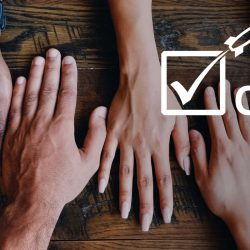 Hands diversity space census