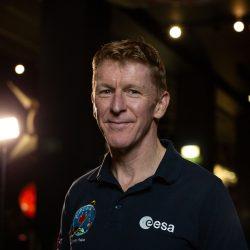 Tim Peake (copyright UK Space Agency)