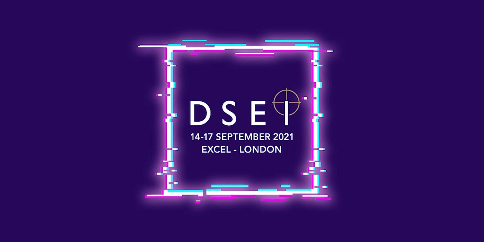 DSEI 2021 graphic
