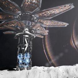 Rolls Royce Moon Station Camera