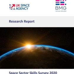 Space Sector Skills Survey 2020