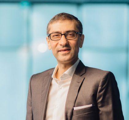 Inmarsat CEO, Rajeev Suri