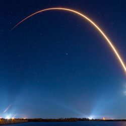 SpaceX Starlink launch