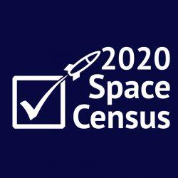 2020 Space Census logo