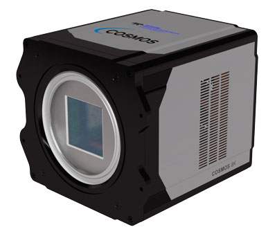 Teledyne Imaging's new COSMOS camera ideal for ground-based astronomy