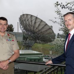 Inmarsat virtual satellite system for Australian Defence Force