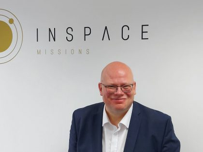 Doug Liddle, CEO, In-Space Missions