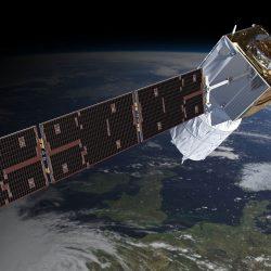 ESA Aeolus wind mission