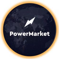 PowerMarket logo