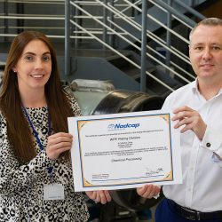 Walker Precision Engineering with Nadcap gold accreditation