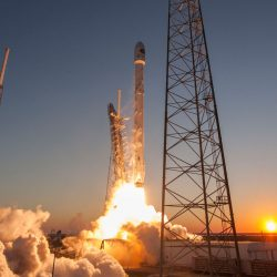 SpaceX Falcon 9 launch (credit: SpaceX)