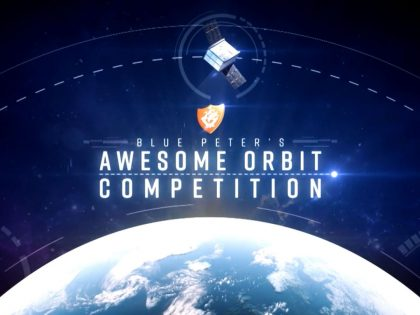 Blue Peter's Awesome Orbit Competition